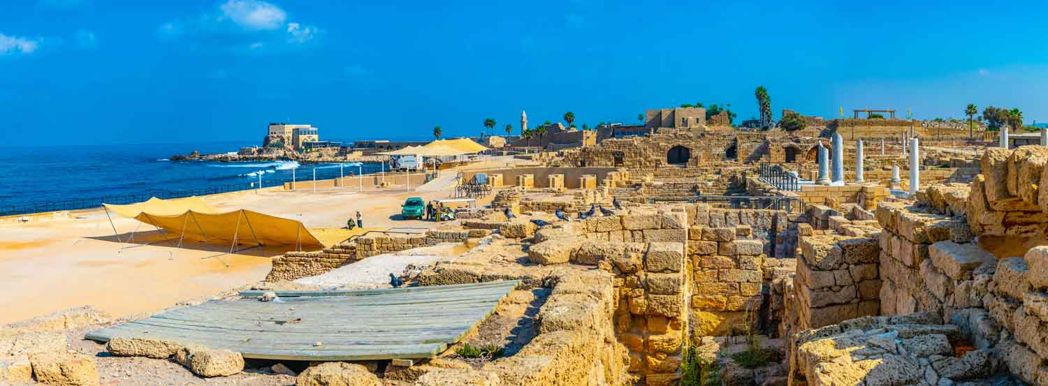 Caesarea Maritima: Where Christianity Grew